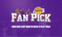 Lakers Fan Pick