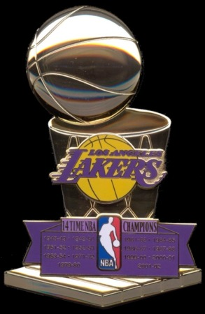 Los Angeles Lakers - 2002 NBA Champs