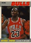 Michael Jordon - Fleer 1987