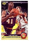 1992 Lakers - MacDonalds Collection