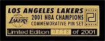 Los Angeles Lakers - 2000 NBA Champs